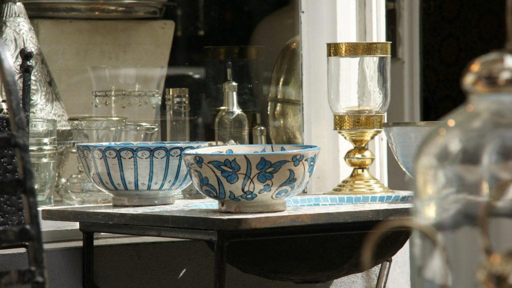 morocan ceramics