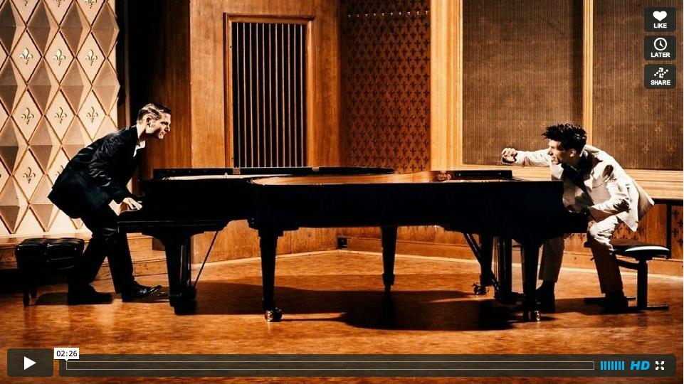 piano battle on vimeo