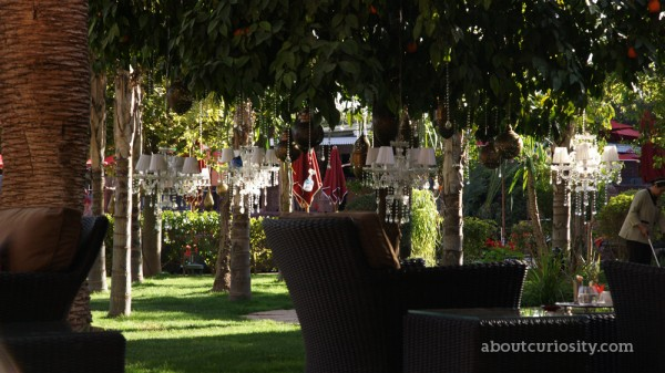 garden sofitel palais imperial marrakech