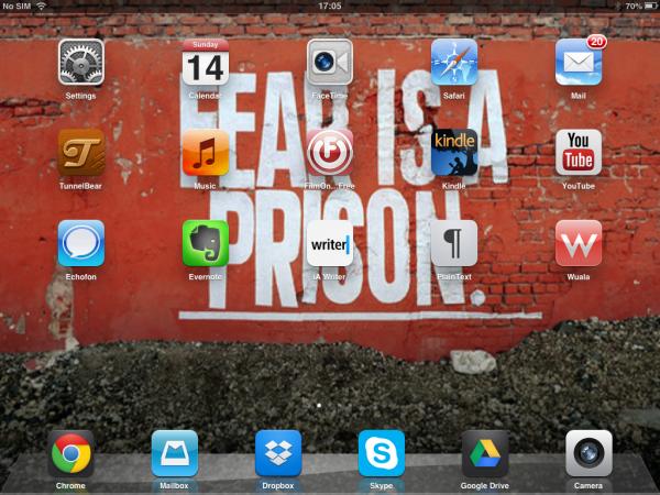 my ipad apps