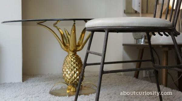 wohnzone berlin ananas table