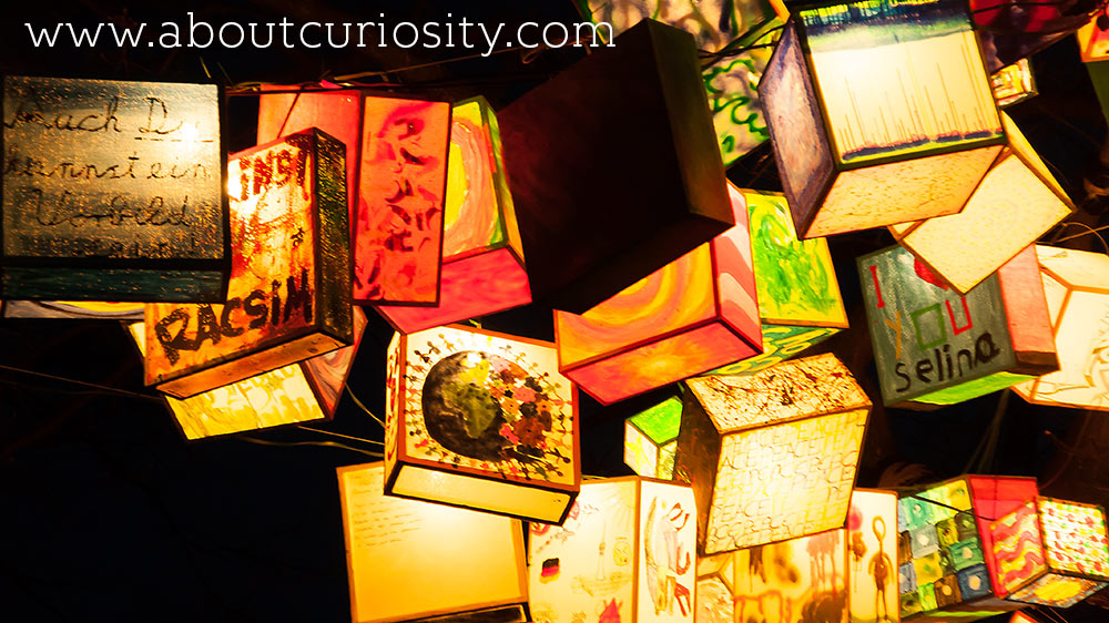 lanterns of respect