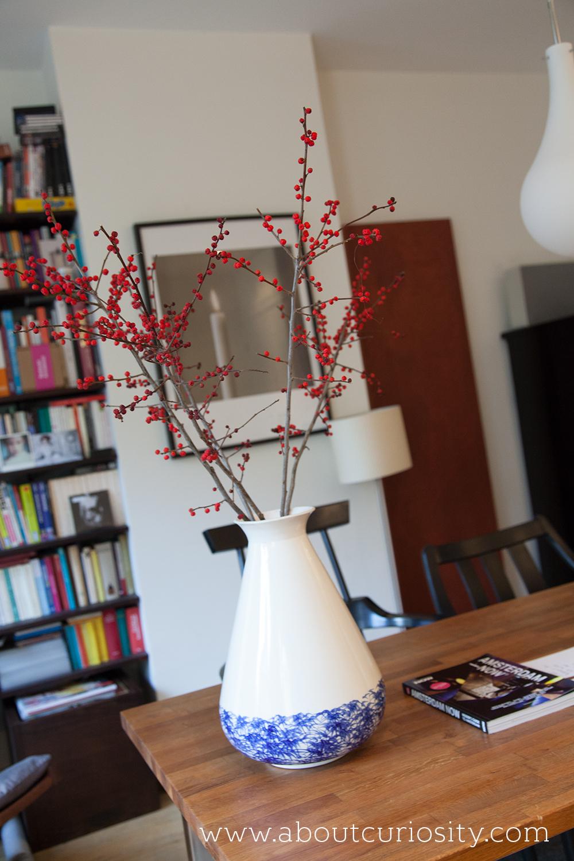 berry decoration