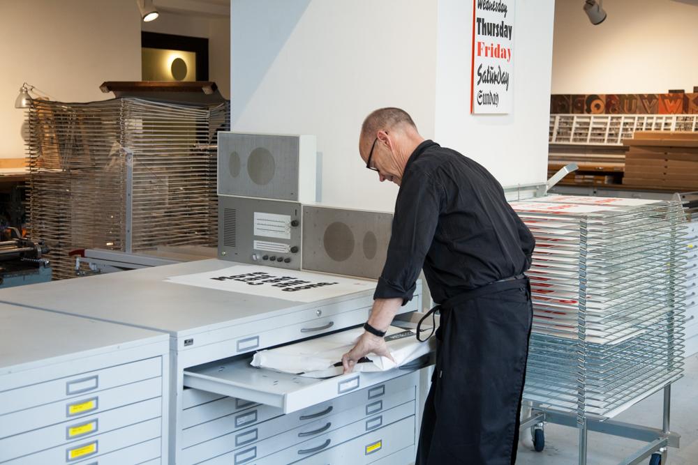 p98a letterpress