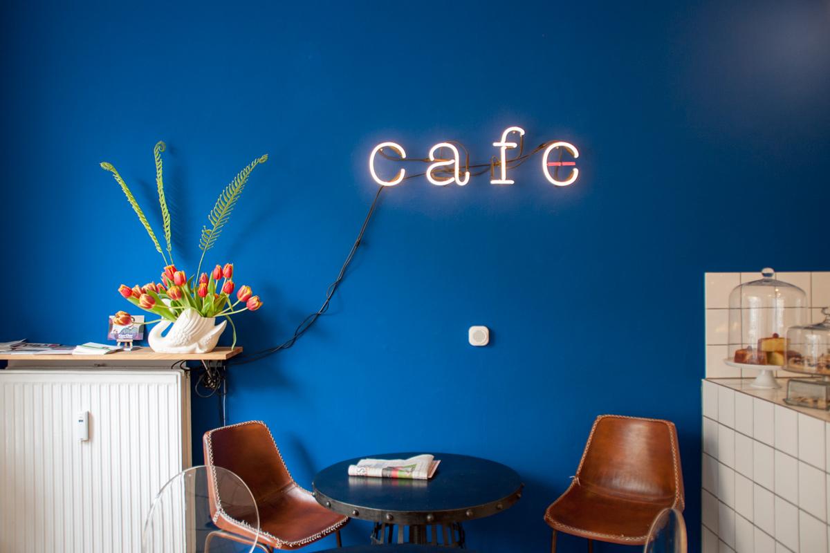 Long Story Short Café in Berlin Charlottenburg