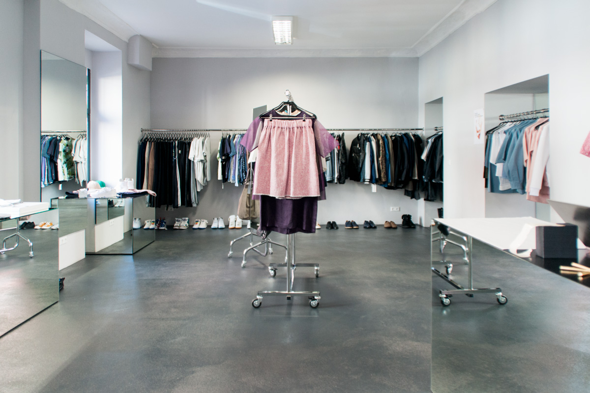 Chrome store berlin   selected designer vintage clothes   about ...