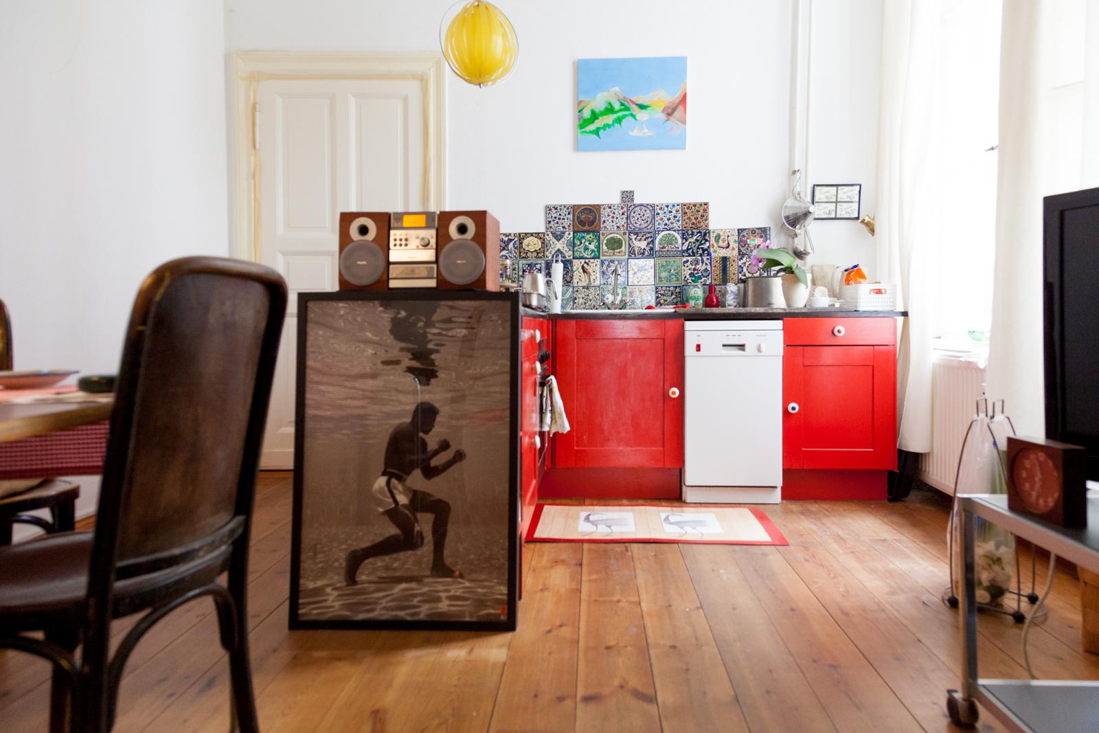 Gunilla Weinraub Kitchen