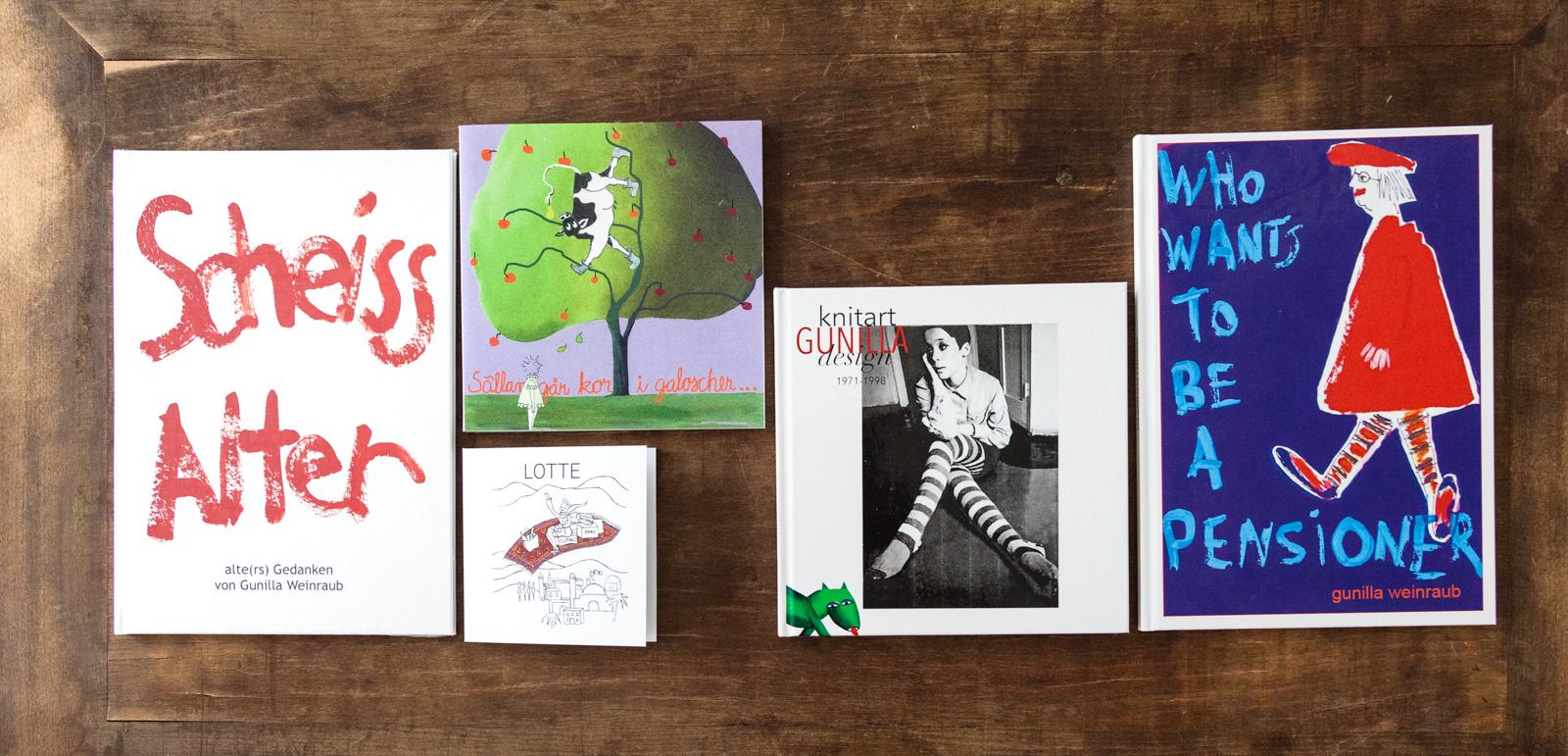 Books by Gunilla Weinraub