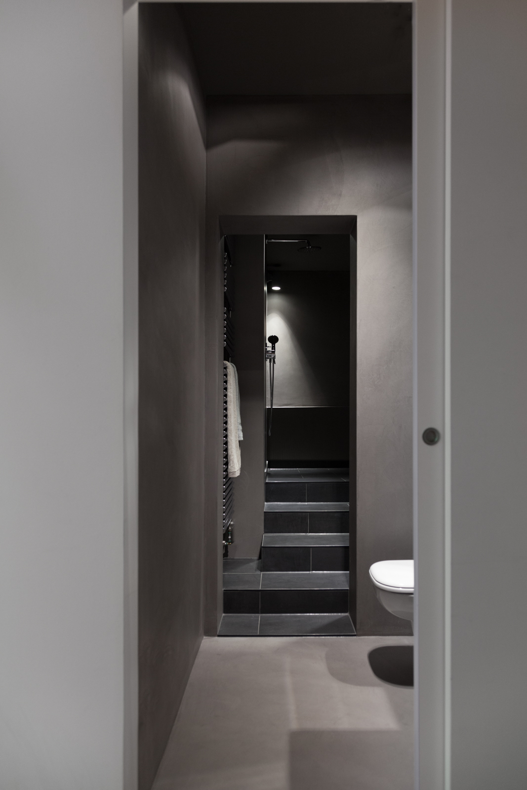 Bath room Interior by Luca Lancini