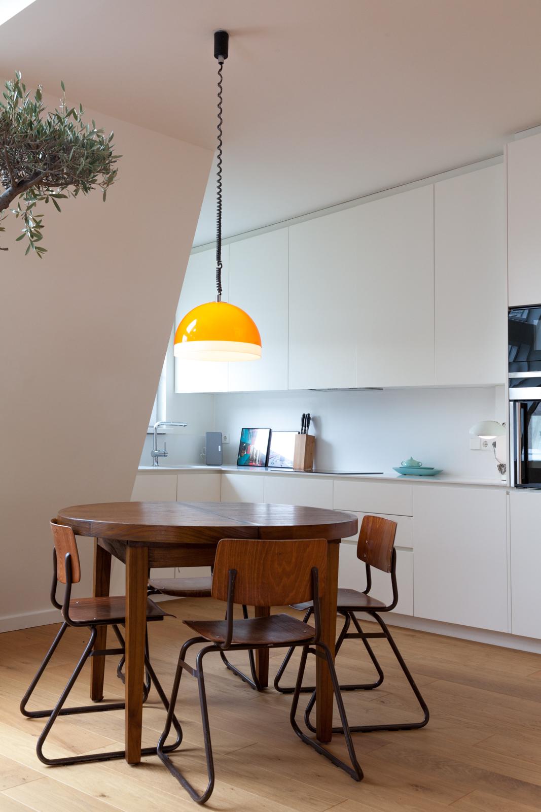 Kitchen Interior by Luca Lancini