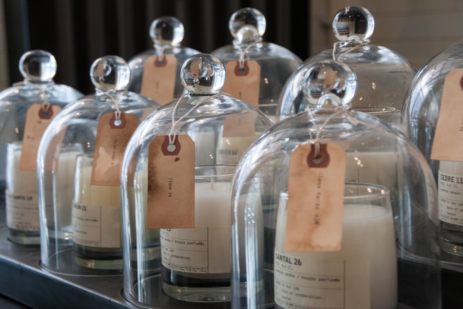 Le Labo Fragrances Berlin scented Candles