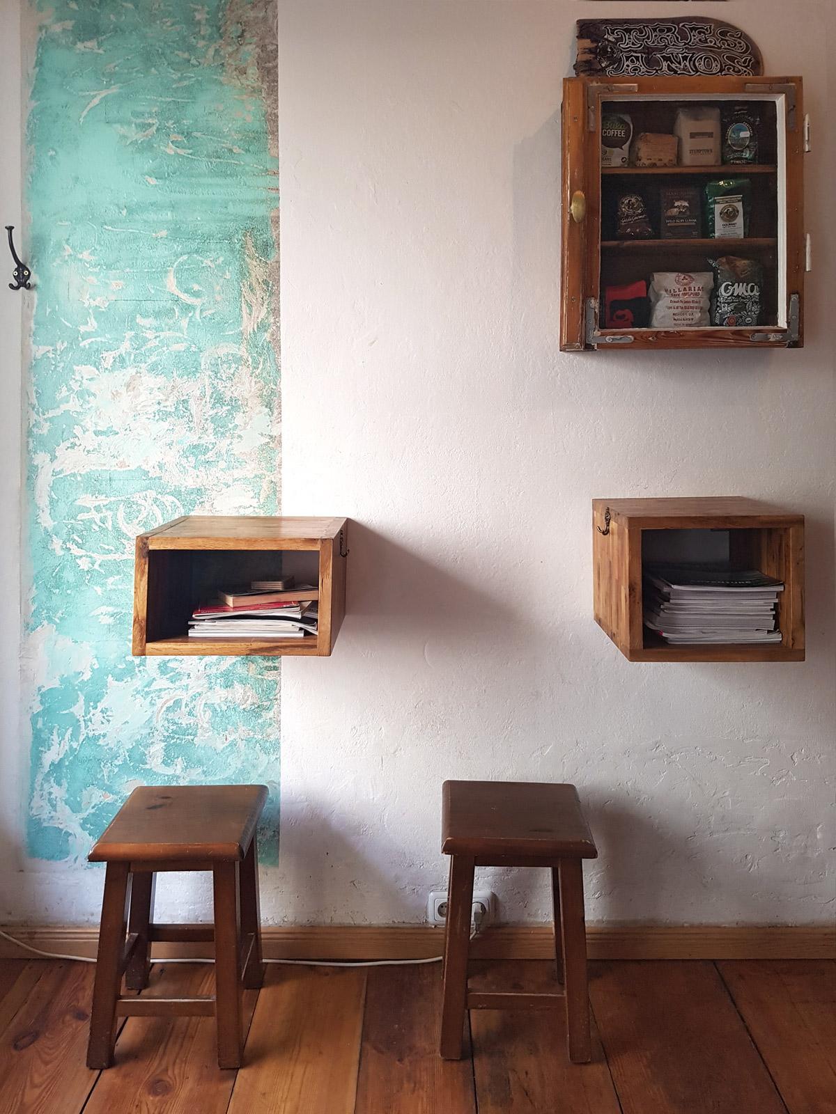 Mi Onda Coffee Shop in Berlin