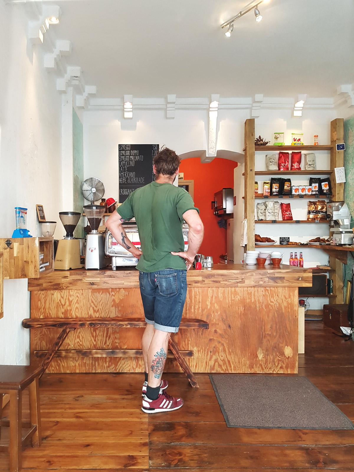 Mi Onda Cafe in Berlin