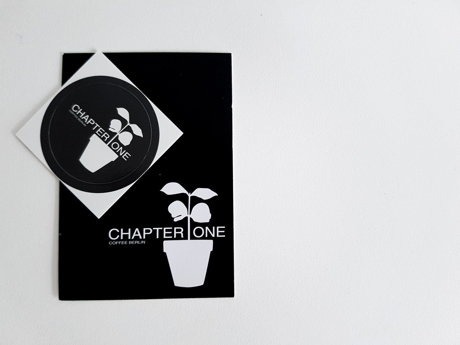 Chapter One Café in Berlin Kreuzberg