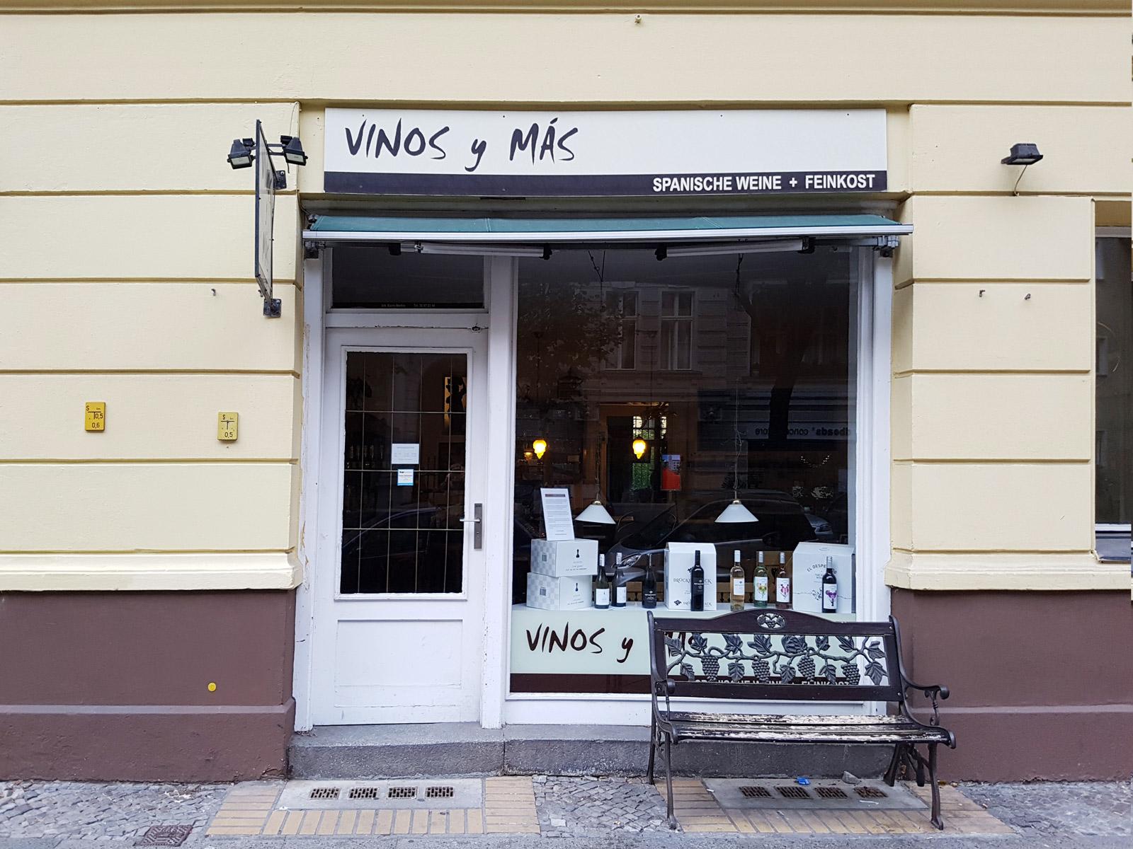 Vinos Y Mas