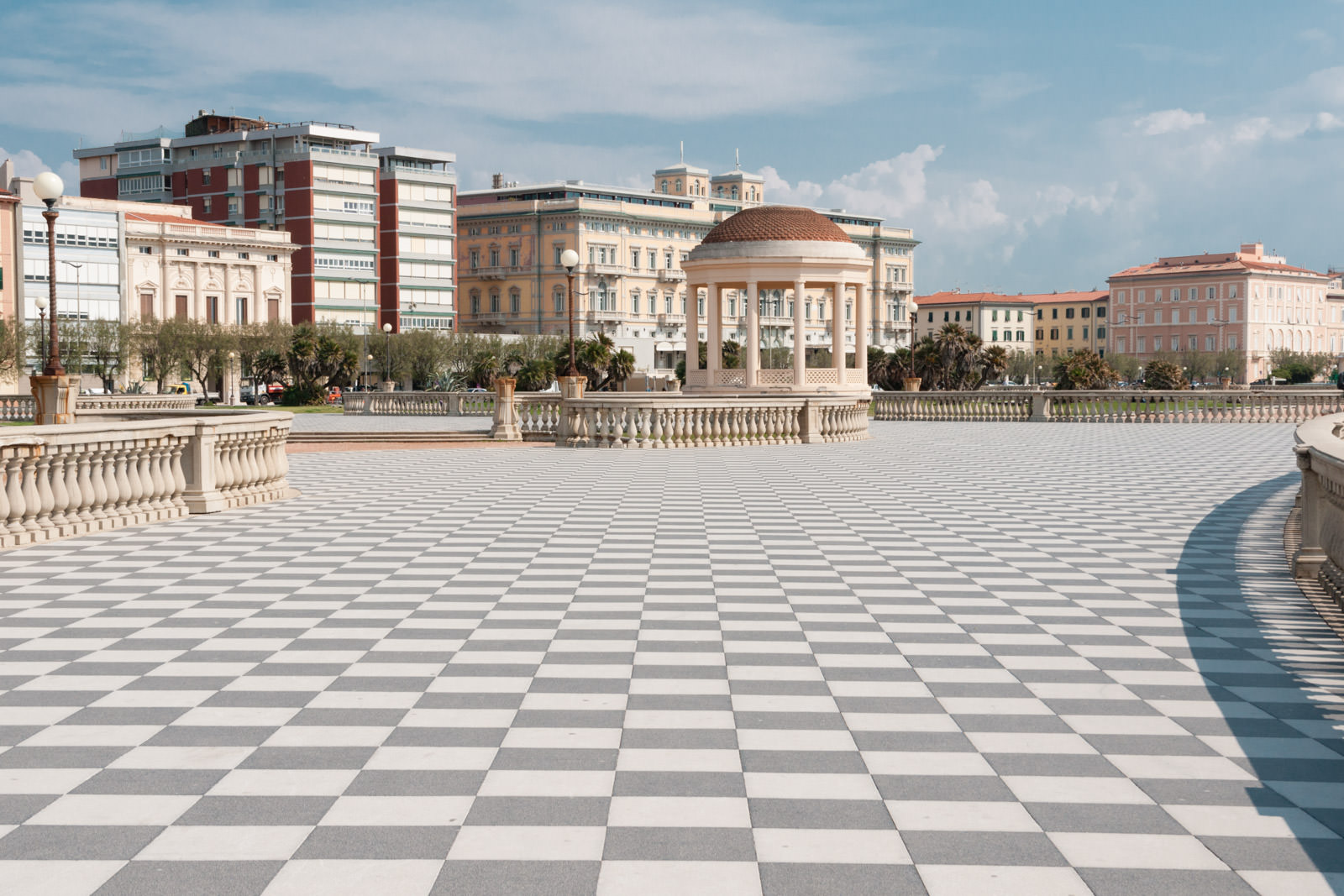 Terrazza Mascagni in Livorno - About Curiosity