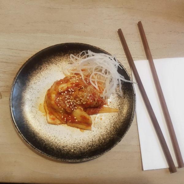 Dozo Restaurant Berlin Kimchi