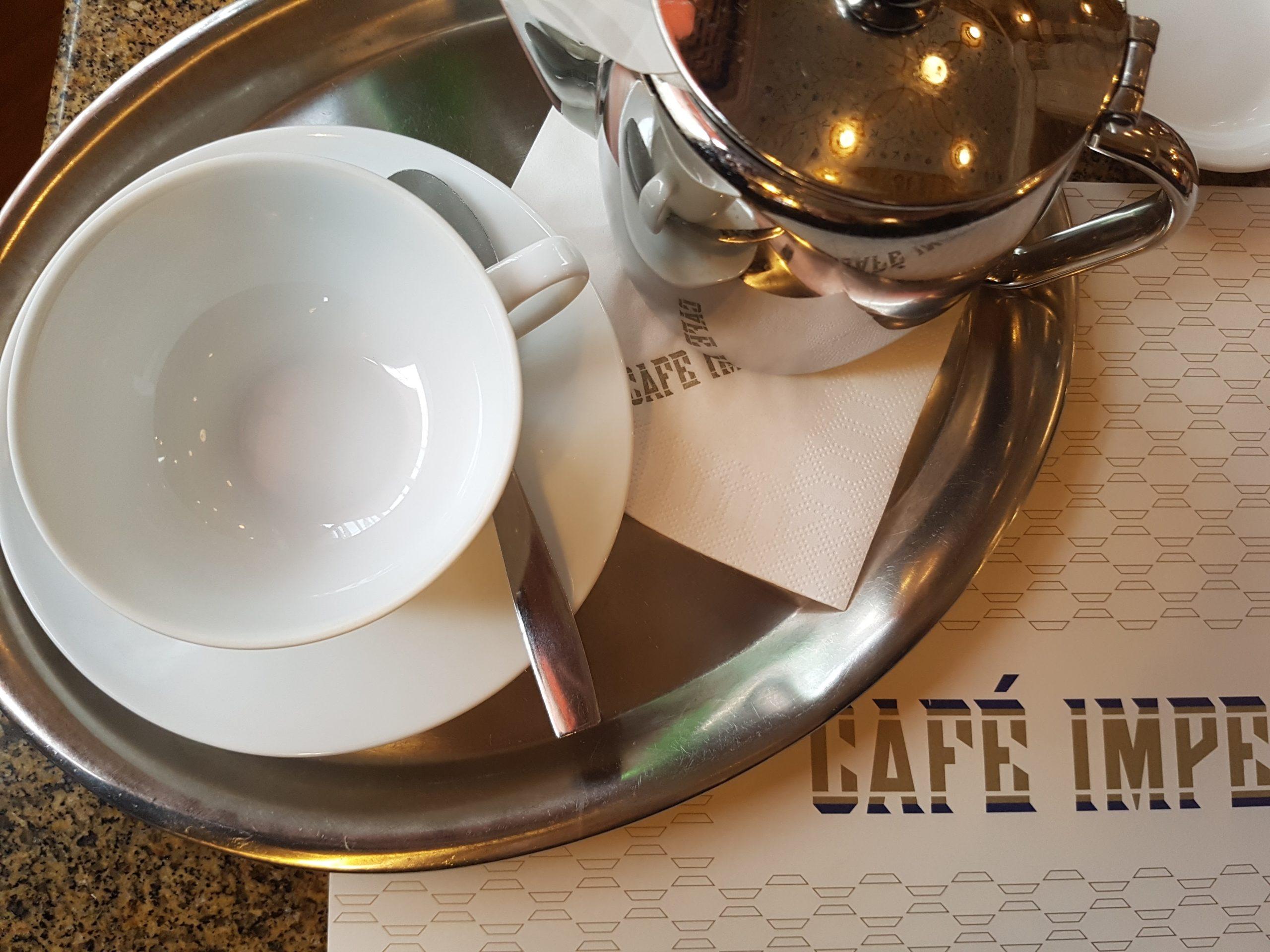 Cafe Imperial Prague, Czech