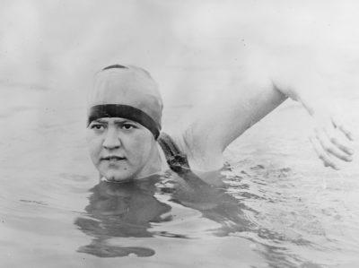 Gertrude Ederle (1905 – 2003), American competitive swimmer