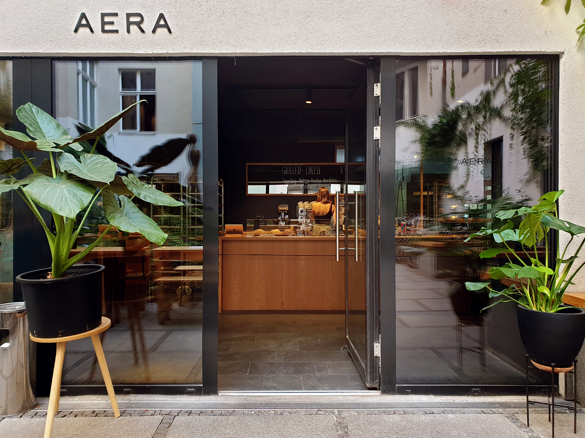 Aera gluten-free bakery