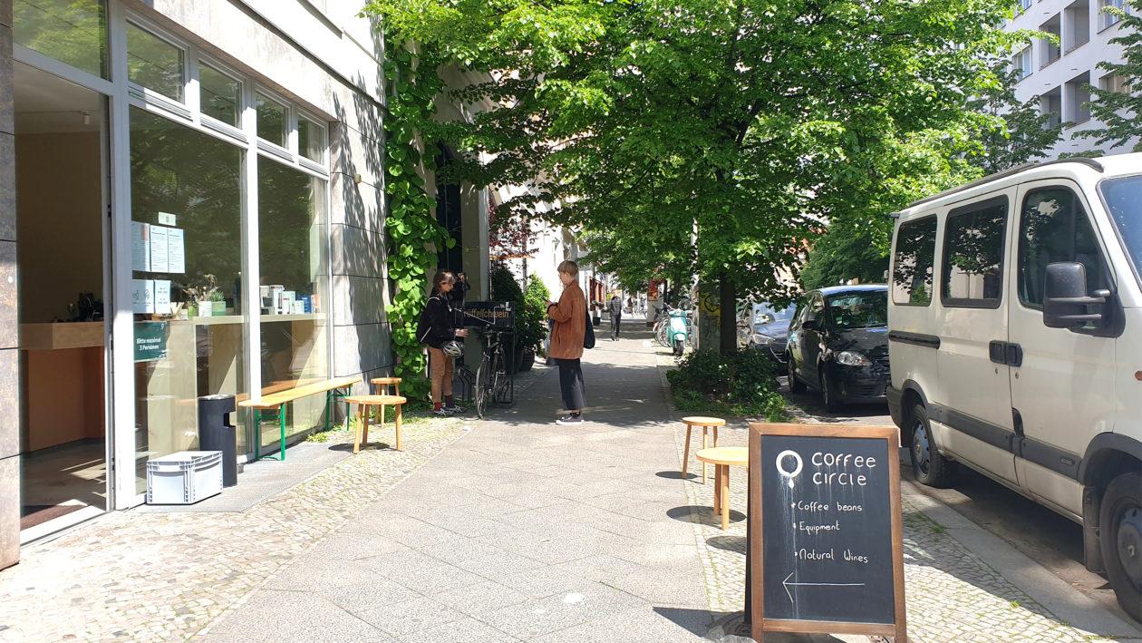 Coffee Circle Berlin Mitte